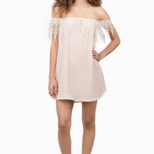 Tobi Dresses - Tobi Off the Shoulder Dress